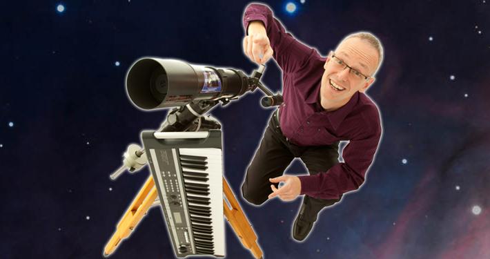 Ab ins All, Astronomie-Experte Paul Hombach