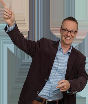 Paul Hombach nutz Improvisationstheater als Trainingsprogramm für UnternehemensenwicklungA