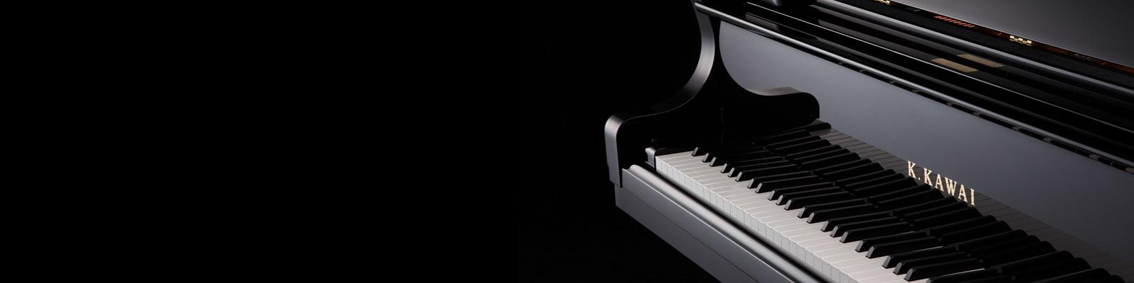 Pianist Paul Hombach ist, Musiker, Comedian auf K. Kawai Piano oder Flügel