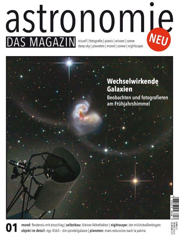 astronomie - DAS MAGAZIN